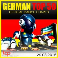 VA - German Top 50 Official Dance Charts [29.08] (2016) MP3