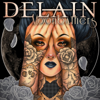 Delain - Moonbathers [2CD Limited Edition] (2016) MP3