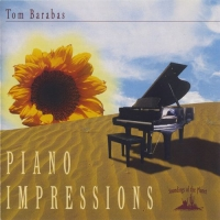 Tom Barabas - Piano Impressions (1994) MP3 от BestSound ExKinoRay