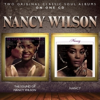Nancy Wilson - The Sound Of Nancy Wilson + Nancy (2013) MP3 от BestSound ExKinoRay