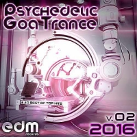 VA - Psychedelic Goa Trance Vol.2 - 40 Best Of Top Hits (2016) MP3