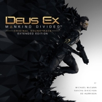 OST - Deus Ex: Mankind Divided [Extended Edition] (2016) MP3