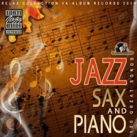 VA - Jazz Sax and Piano (2016) MP3