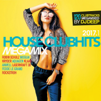 VA - House Clubhits Megamix 2017.1 (2017) MP3