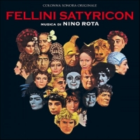 OST - Сатирикон Феллини / Fellini - Satyricon [Nino Rota] (1969) MP3
