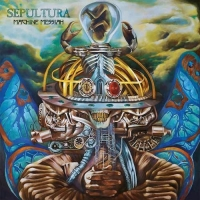 Sepultura - Machine Messiah [Limited Edition] (2017) MP3