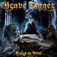 Grave Digger - Healed By Metal (Deluxe Edition) (2017) MP3