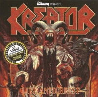 Kreator - Live Antichrist (Metal Hammer Promo CD) (2017) MP3