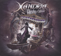 Xandria - Theater of Dimensions [Limited Edition 2CD] (2017) MP3