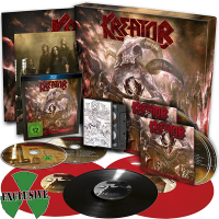 Kreator - Gods of Violence [3CD Mailorder Edition] (2017) MP3