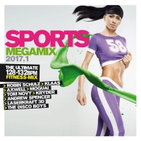 VA - Sports Megamix 2017.1 (3CD) (2017) MP3
