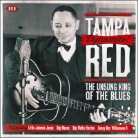 Tampa Red - Dynamite! The Unsung King Of The Blues (2CD) (2015) MP3