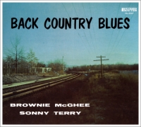 Brownie McGhee featuring Sonny Terry - Back Country Blues: 1947-1955 Savoy Recordings (2016) MP3