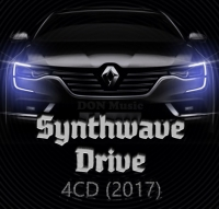VA - Synthwave Drive [4CD] (2017) MP3 от DON Music