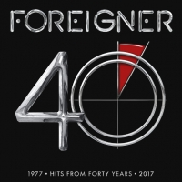 Foreigner - 40: Forty Hits From Forty Years [2CD] (2017) MP3