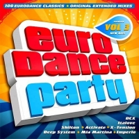 VA - Euro Dance Party Vol.3 (2017) MP3