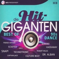 Сборник - Die Hit Giganten Best of 90s Dance (2017) MP3