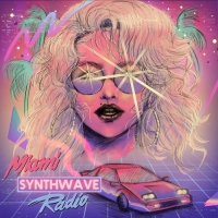 VA - Miami Synthwave Radio (2017) MP3