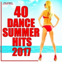 VA - 40 Dance Summer Hits (2017) MP3