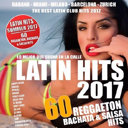 VA - Extra Latin Sensation (2016) MP3
