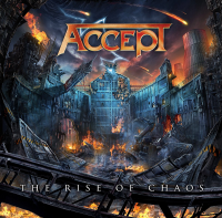 Accept - The Rise of Chaos (2017) MP3