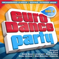 Сборник - EuroDance Party Vol.4 (2017) MP3