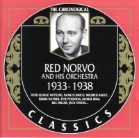 Red Norvo - The Chronological Classics, 2 Albums [1933-1938] (1999-2000) MP3