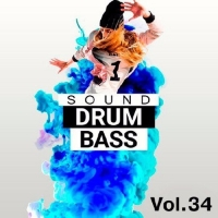 Сборник - Drum Bass Sound Vol.34 (2017) MP3