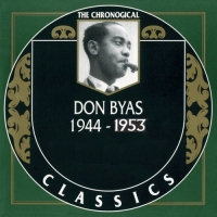 Don Byas - The Chronological Classics, 8 Albums [1944-1953] (1997-2006) MP3
