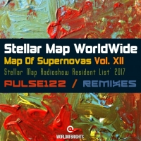 Stellar Map WorldWide - Map Of Supernovas Vol. XII: Pulse122 (2017) MP3