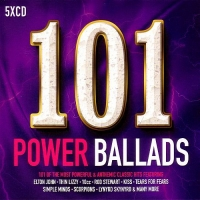 VA - 101 Power Ballads (2017) MP3