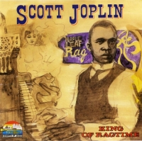 Scott Joplin - King Of Ragtime [1898-1917] (1990) MP3
