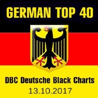Сборник - German Top 40 DBC Deutsche Black Charts 13.10.2017 (2017) MP3