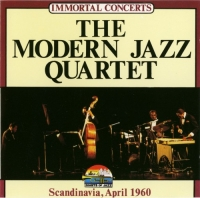 The Modern Jazz Quartet - Scandinavia, April 1960 (1996) MP3