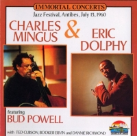 Charles Mingus & Eric Dolphy - Immortal Concerts, July, 13, 1960 (1996) MP3