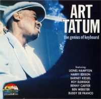 Art Tatum - The Genius Of Keyboard (1990) MP3