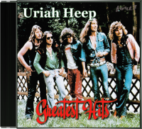 Uriah Heep - Greatest Hits (2017) MP3