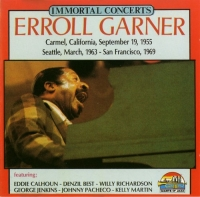 Erroll Garner - Immortal Concerts [1955-1969] (1996) MP3