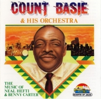 Count Basie & His Orchestra - The Music Of Neal Hefti & Benny Carter (1990) MP3