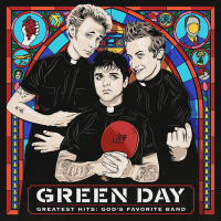 Green Day - Greatest Hits: God's Favorite Band (2017) MP3