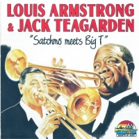 Louis Armstrong & Jack Teagarden - Satchmo Meets Big T (1990) MP3