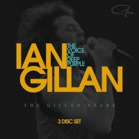 Ian Gillan - The Voice Of Deep Purple The Gillan Years [BoxSet 3CD] (2017) MP3