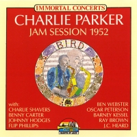Charlie Parker - Immortal Concerts: Jam Session 1952 (1996) MP3