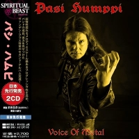 Pasi Humppi - Voice Of Metal (Compilation) [Japanese Edition] (2017) MP3