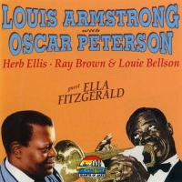 Louis Armstrong and Oscar Peterson - Louis Armstrong With Oscar Peterson 1957 (1996) MP3