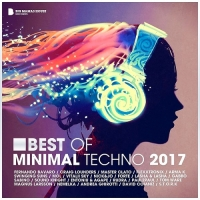 Сборник - Best of Minimal Techno (2017) MP3