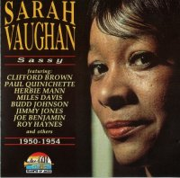 Sarah Vaughan - Sassy 1950-1954 (1993) MP3