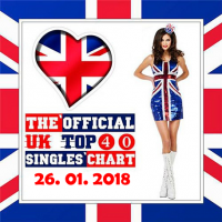 VA - The Official UK Top 40 Singles Chart [26.01] (2018) MP3