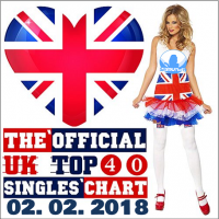 Сборник - The Official UK Top 40 Singles Chart [02.02] (2018) MP3