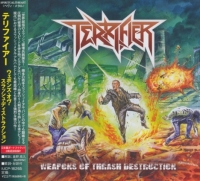 Terrifier - Weapons Of Thrash Destruction [Japanese Edition] (2017) MP3